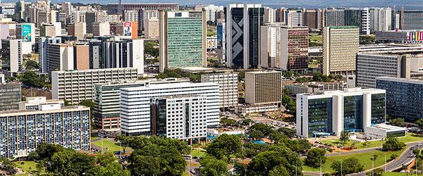 Preço do metro quadrado em Brasília apresentou o menor valor dos últimos meses