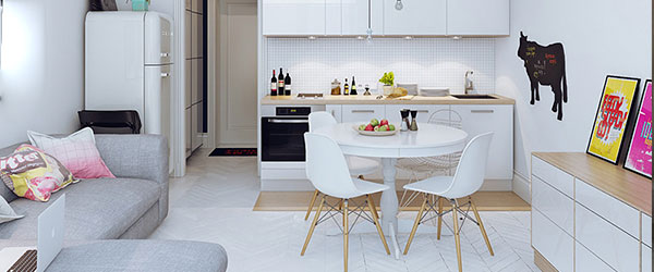 Conheça os valores de apartamentos de 25 m² em São Paulo