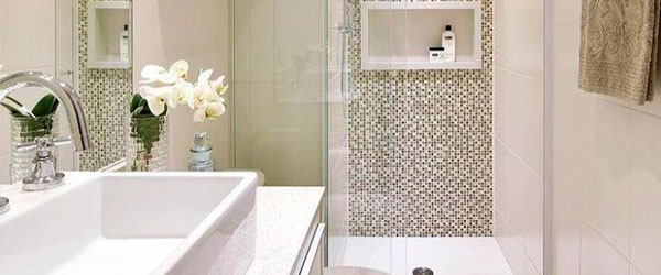 Como otimizar um banheiro pequeno?