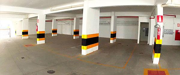 Apartamentos com garagem são mais valorizados