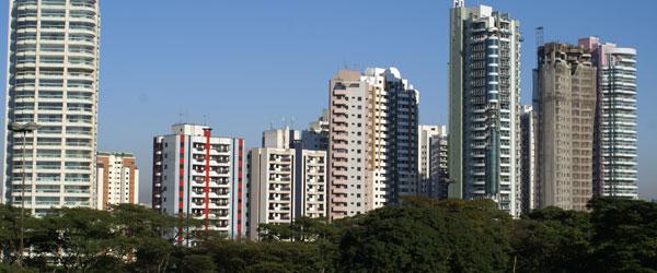Lançamentos imobiliários pelo Brasil