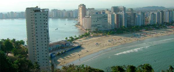 Imóveis usados vendidos no litoral de SP crescem quase 50%