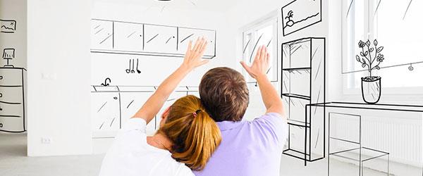 Como programar compra de apartamento com carta de crédito?